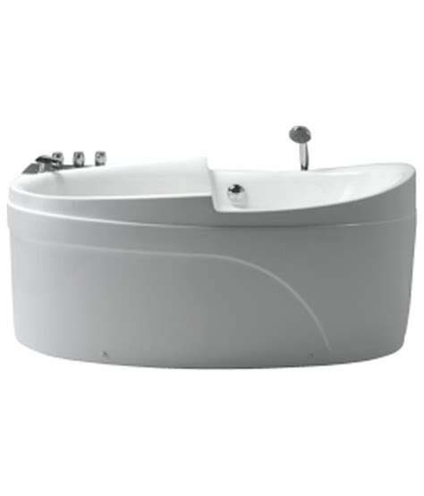 bathtub price list india buy cera whirlpool bathtub 1700 x 900 x 720 mm colleen