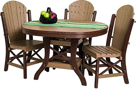 Poly Lumber Outdoor Furniture by Top 15 Best Poly Lumber Patio Furnitures