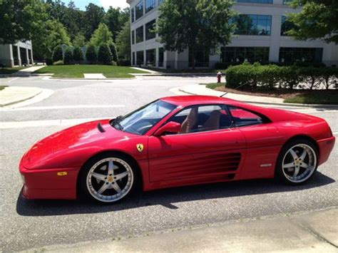 Ferrari 348 Speciale For Sale by True Cost Of Owning A 1993 Ferrari 348 Series Speciale