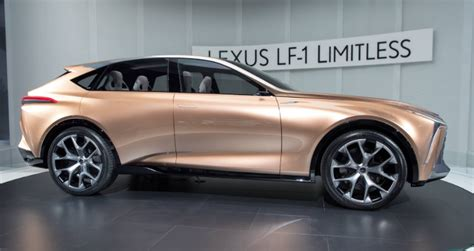 2020 Lexus Lf1 by 2020 Lexus Lf 1 Limitless Release Date Redesign Price