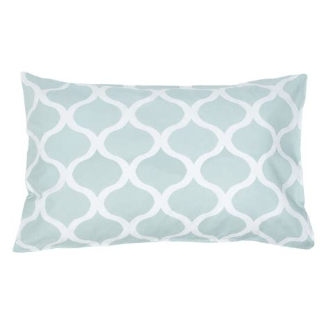 Dandelion Duvet Uma Blue Pillow Cases Set Of 2 Allem Studio