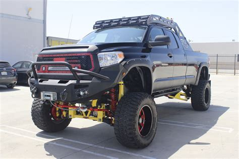 truck toyota tundra lifted beast 2014 toyota tundra sr5 extended monster for sale