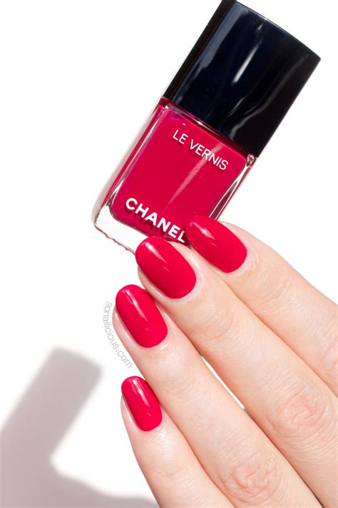 the best long lasting drugstore nail polish ive tried the new chanel long wear nail polish is it really that good