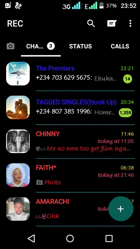 themes for whatsapp gb upload your whatsapp gb screenshort let see who had the