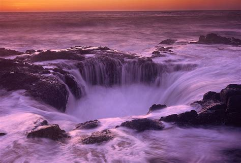 thor s well quot thor s well quot cape perpetua oregon coast mike putnam