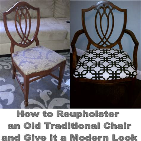 How To Reupholster A Vintage by S Diy Projects How To Reupholster An