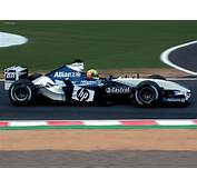BMW WilliamsF1 FW25 2003 Wallpapers 1600x1200
