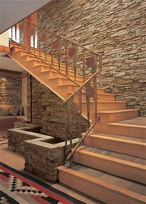 pareti interne in pietra decorare pareti interne in pietra foto 40 40 design mag