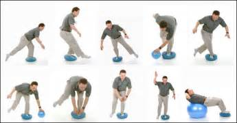 Balancing Ball Chair Hawkes Physiotherapy Blog Proprioception