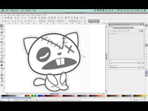 inkscape tutorial insect video tutorial de inkscape en espa 241 ol 4 dibujar un din