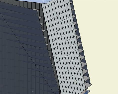 slanted curtain wall revitcity com slanted curtain wall help pic attached