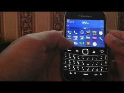 reset a blackberry bold 9900 how to restore blackberry bold 9900 factory reset youtube