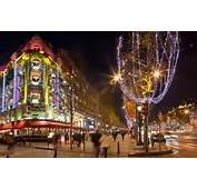 Paris At Christmas  Free Download Wallpaper