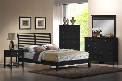 cheap black bedroom furniture sets gretchengerzina