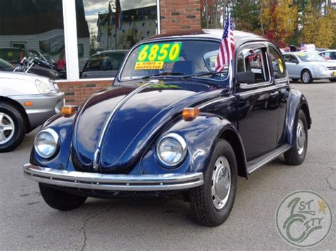 blue volkswagen beetle 1970 city cars and trucks just traded 1970 volkswagen