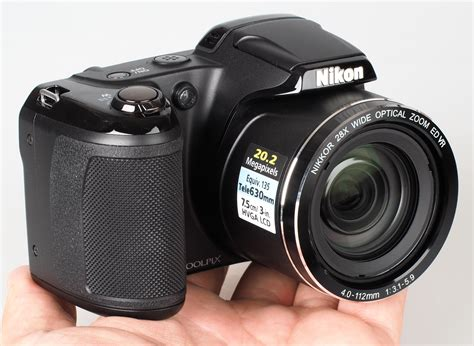 nikon coolpix l340 review ephotozine
