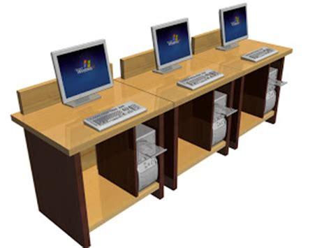 Meja Komputer Warnet meja komputer 80