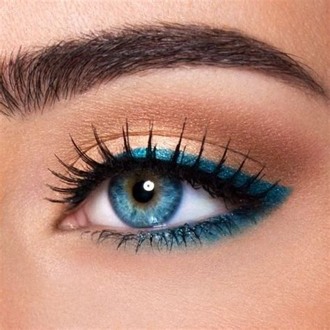 best eyeliner color for blue best 20 navy blue eyeliner ideas on