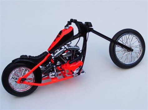Revell Modell Motorrad by 1 8 Revell Freedom Chopper