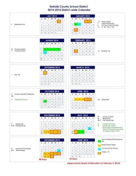 Clayton County Calendar Waubonsee Community College Calendar Free Calendar Template