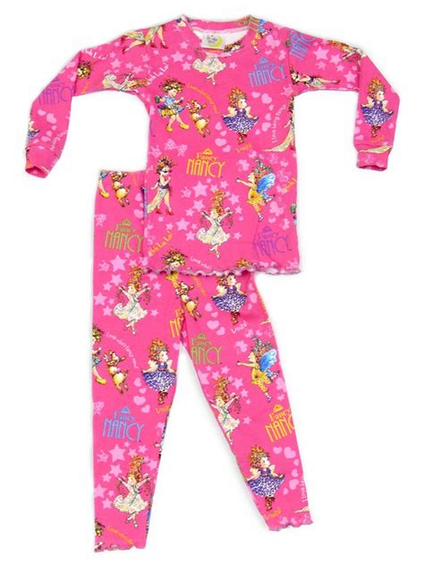 Bed Pjs by Books To Bed Fancy Nancy W Matching Pink Pajama Set