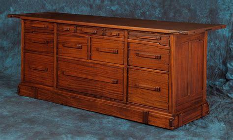 Greene And Greene Dresser by Furniture Gallery Darrell Peart Furnituremaker