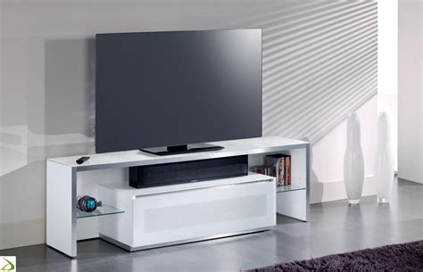 Tv Mobil mobile tv con vano subwoofer genova arredo design