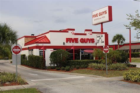 five guys five guys