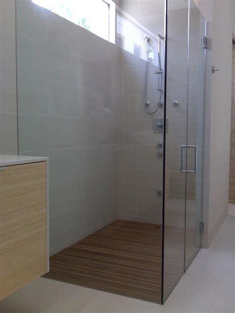 flooring   Waterproofing nail holes in a hardwood bathroom