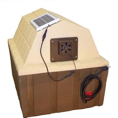 solar powered dog house 25 best ideas about insulated dog houses on pinterest insulated dog kennels build