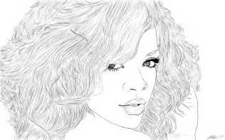 rihanna coloring pages rihanna songs rihanna album 11 free printable coloring pages
