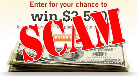 Legit Sweepstakes Sites - top 10 scams to avoid 2014