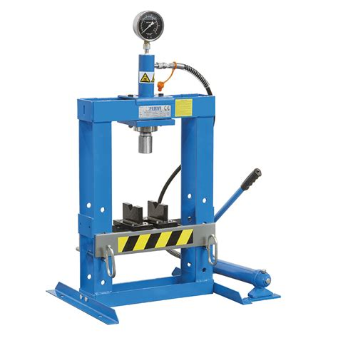 presse idrauliche da banco pressa manuale idraulica p001 10 presse idrauliche