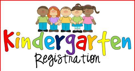 kindergarten registration information township of s