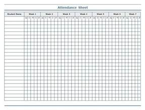 attendance register template 17 best ideas about attendance sheets on