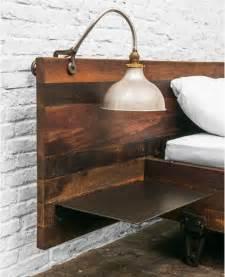 8 Piece Bedroom Sets Rustic Industrial Wood Amp Iron Bedroom Set
