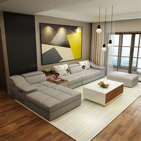 mobilia divani mob 237 lia da sala de estar sof 225 s de tecido em forma de l de