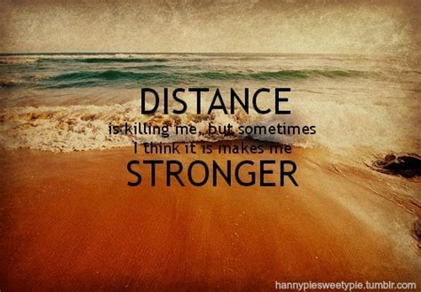distance quotes distance quotes on