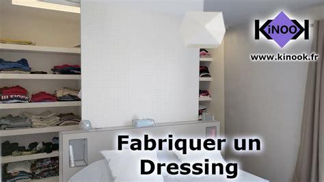 cr馥r un placard dans une chambre faire un dressing dans une chambre dressing duangle