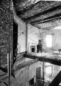 white house remodel file second floor oval study above blue room during the white house renovation 03 09 1950 jpg