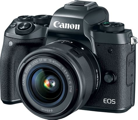 Canon Eos M5 canon eos m5 review now shooting