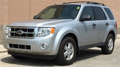Ford Escape 2011 At 2011 ford escape xlt automatic alloy wheels great