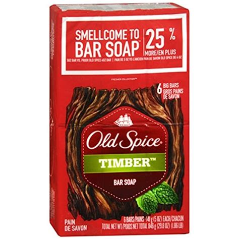 Yasira Spicy Bar Soap spice timber bar soap 6 pack spice beautil