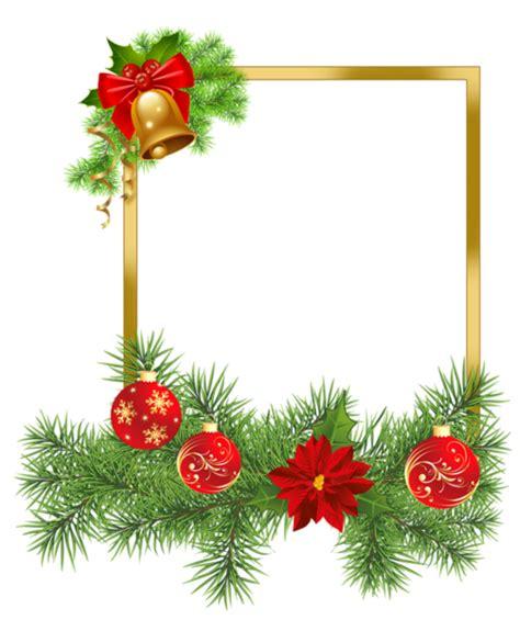 cornice natalizia photoshop cornici natalizie in png bellissime immagini per