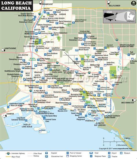 Pch Custom Audio Ca Long Beach Long Beach Ca - long beach city map california