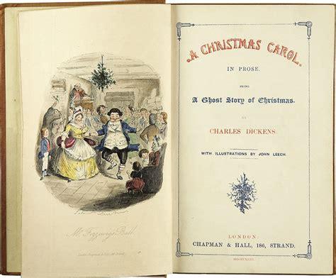 Charles Dickens A Carol by A Carol La Enciclopedia Libre