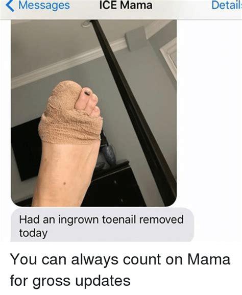 Toenail Meme 25 best ingrown toenail memes cover memes manly