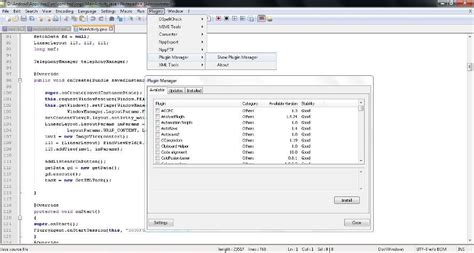 html format xml string using notepad software to easily format xml html code