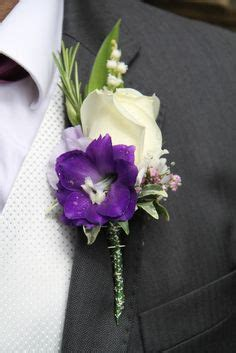 flower design st annes prom corsage and matching boutonniere for a royal blue