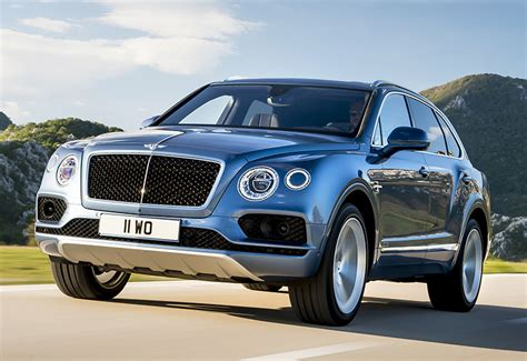 bentley bentayga truck 2017 bentley bentayga diesel specifications photo